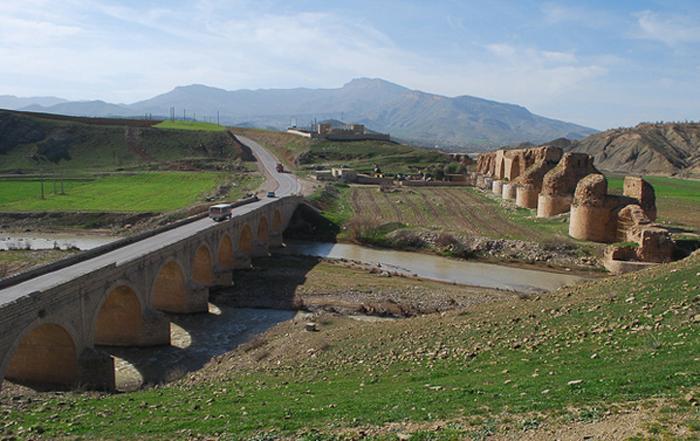 پل کشکان در لرستان
