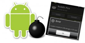 error-android
