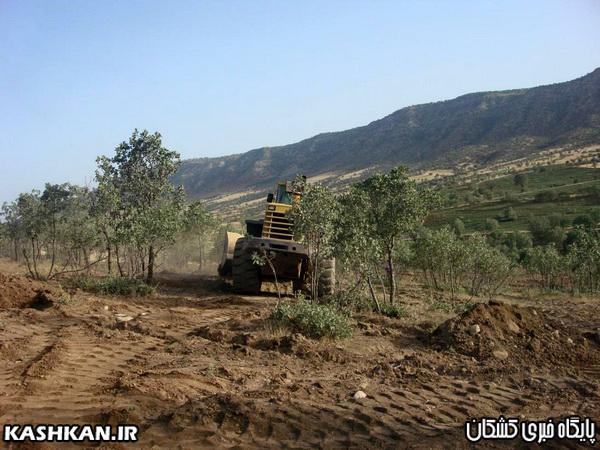 رفع تصرف از مراتع تخریب شده در  سطح ۵ (۱)-۱
