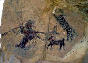 کشفی جدید: نقاشی های غارها در عصر سنگ، کار زن ها بوده است