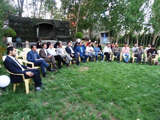 نشست ادبی در شهرستان ازنا (۸)