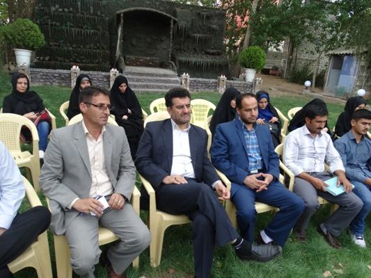 نشست ادبی در شهرستان ازنا