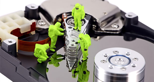 HARD-disk-recovery