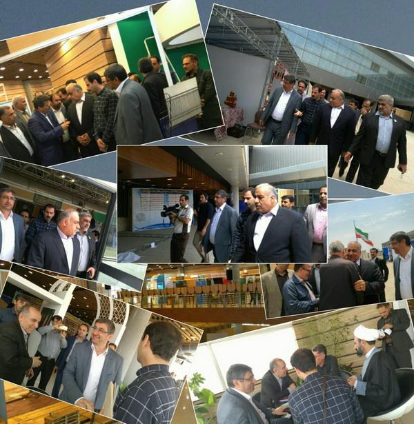 افتتتاح نمایشگاه هفته فرهنگی و اقتصادی لرستان در تهران با حضور وزیر کشور+ تصاویر روز اول