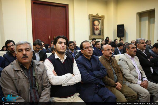 دیدار جمعی از مردم لرستان وشهرستان دلفان با سید حسن خمینی+ تصاویر