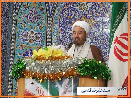 سلام کوهدشت - تصاویر نماز جمعه (۱۱)