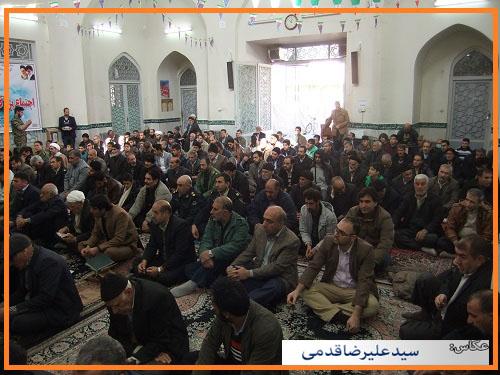 سلام کوهدشت - تصاویر نماز جمعه (۱۶)