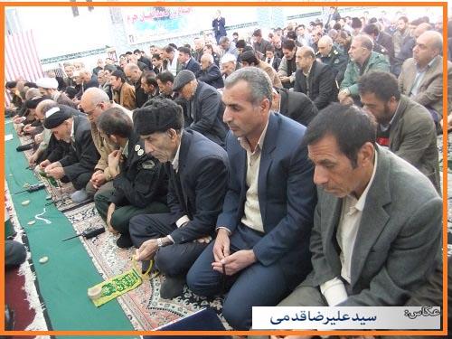 سلام کوهدشت - تصاویر نماز جمعه (۱۷)