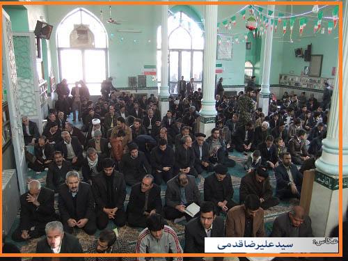 سلام کوهدشت - تصاویر نماز جمعه (۱۹)