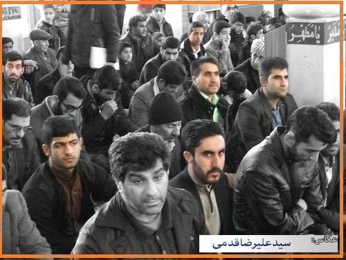 سلام کوهدشت - تصاویر نماز جمعه (۲۳)