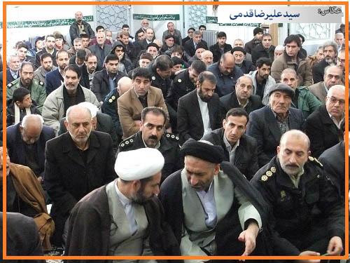 سلام کوهدشت - تصاویر نماز جمعه (۲۴)