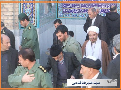سلام کوهدشت - تصاویر نماز جمعه (۴)