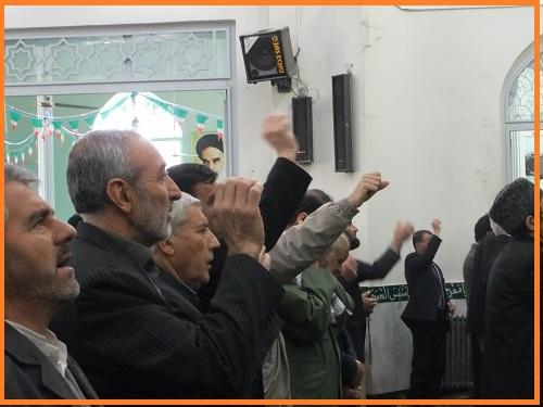 سلام کوهدشت - تصاویر نماز جمعه (۷)