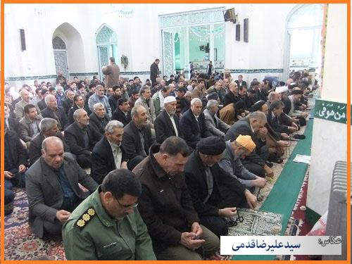 سلام کوهدشت - تصاویر نماز جمعه (۸)