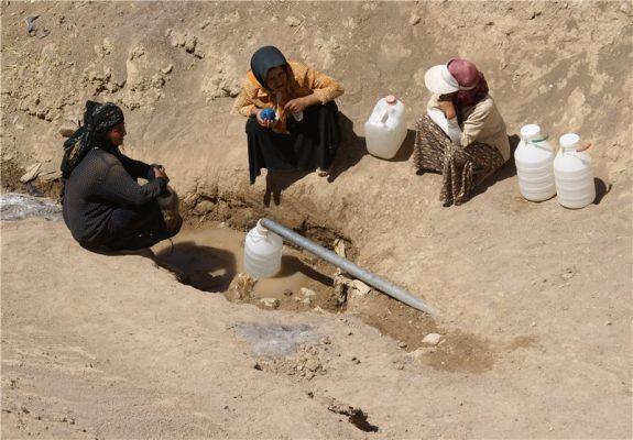 بحران آب در کوهدشت و رومشکان به مرز هشدار رسید